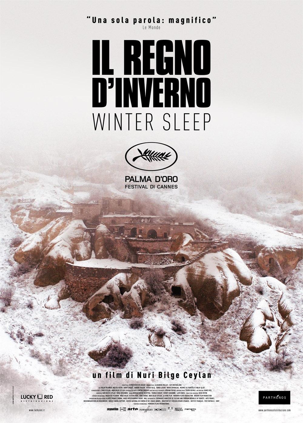 Il regno d'inverno – Winter Sleep