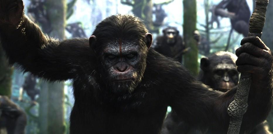 Apes Revolution Il pianeta delle scimmie Recensione