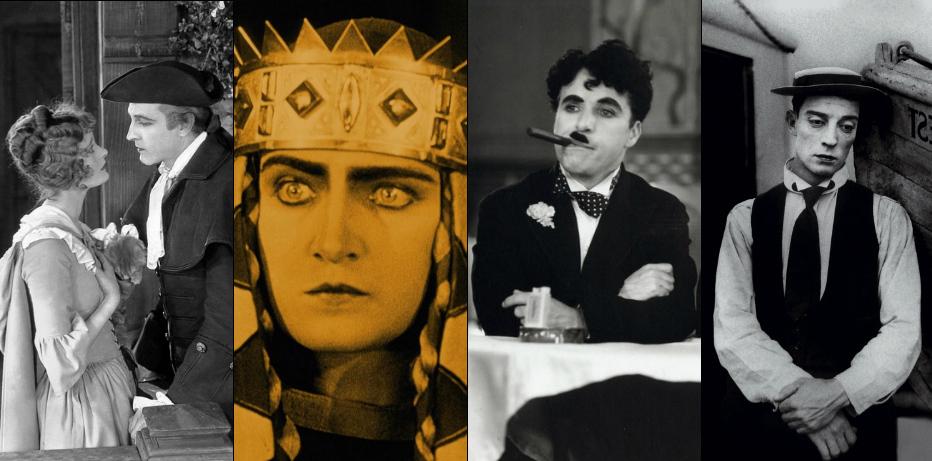 Giornate del Cinema Muto: da Barrymore a Chaplin