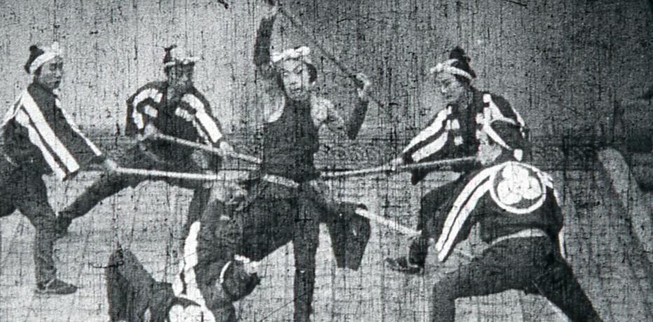 Early Japanese Cinema a Pordenone: i jidaigeki