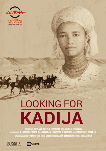 Looking for Kadija