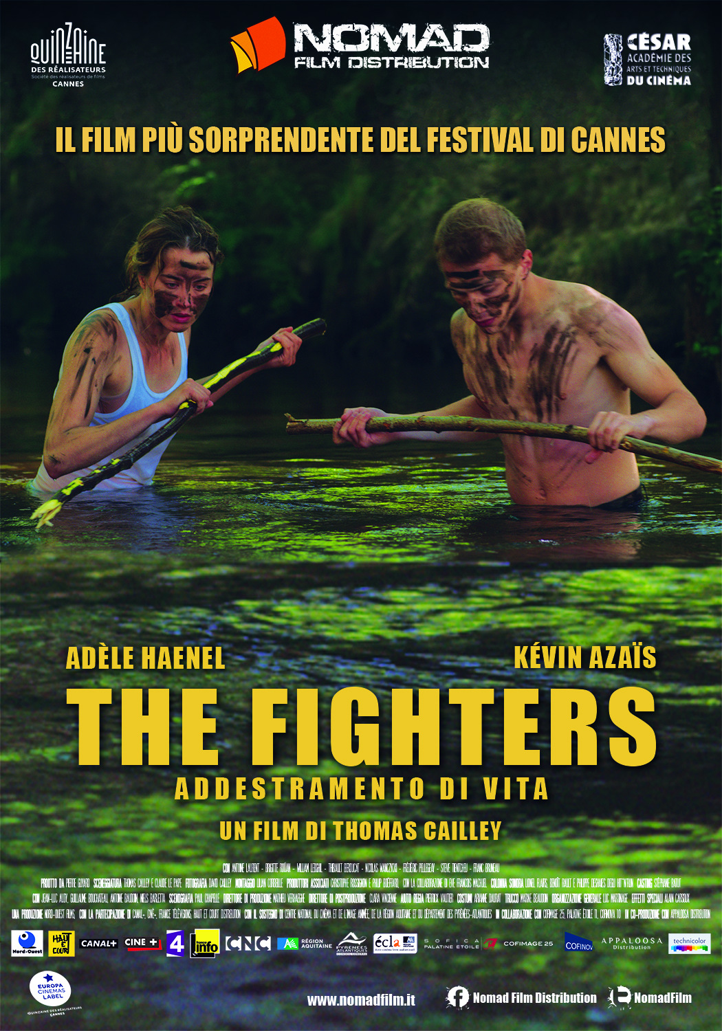 The Fighters – Addestramento di vita
