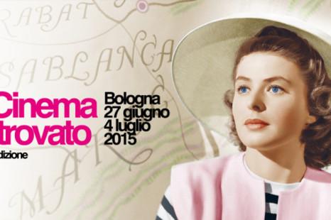 Il Cinema Ritrovato 2015 – Presentazione