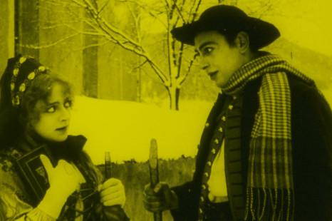 Romeo e Giulietta sulla neve