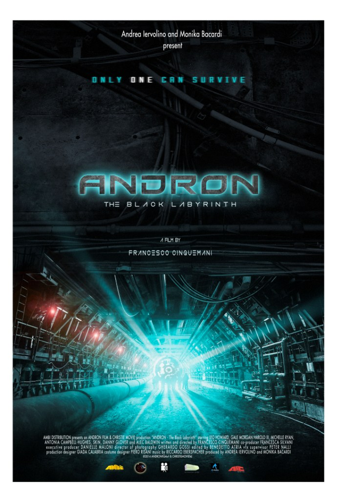 Andron – The Black Labyrinth