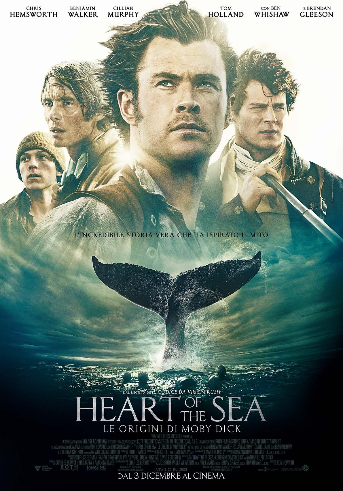 Heart of the Sea – Le origini di Moby Dick