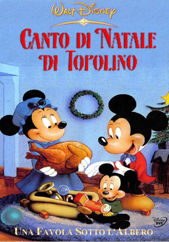 Canto di Natale di Topolino