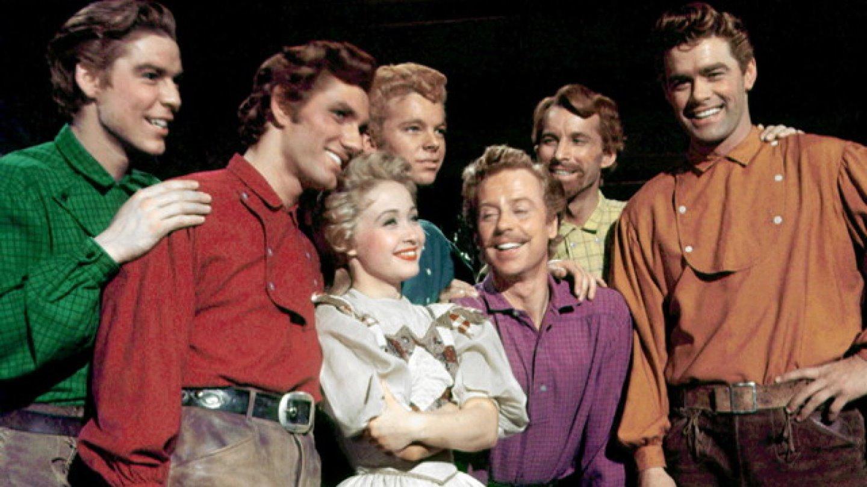 Sette spose per sette fratelli (1954) di S. Donen ...