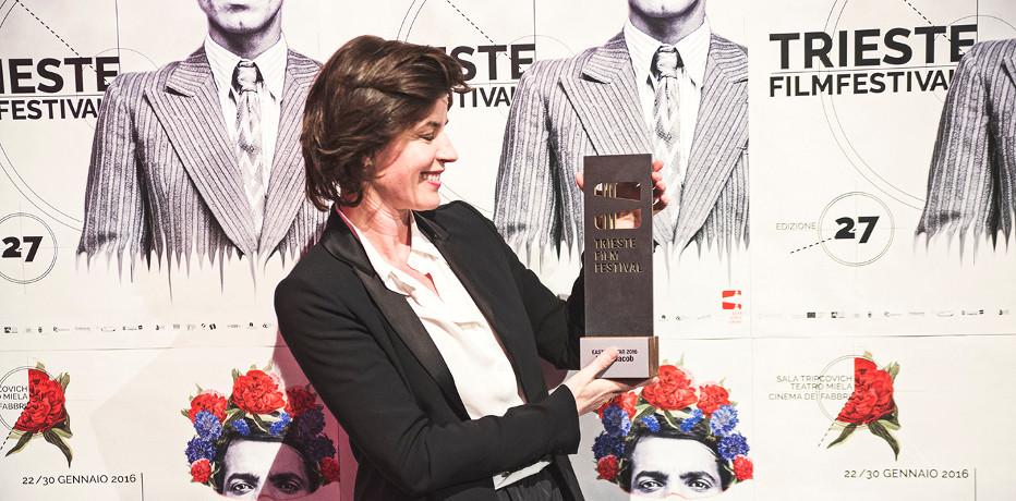 Intervista a Irène Jacob
