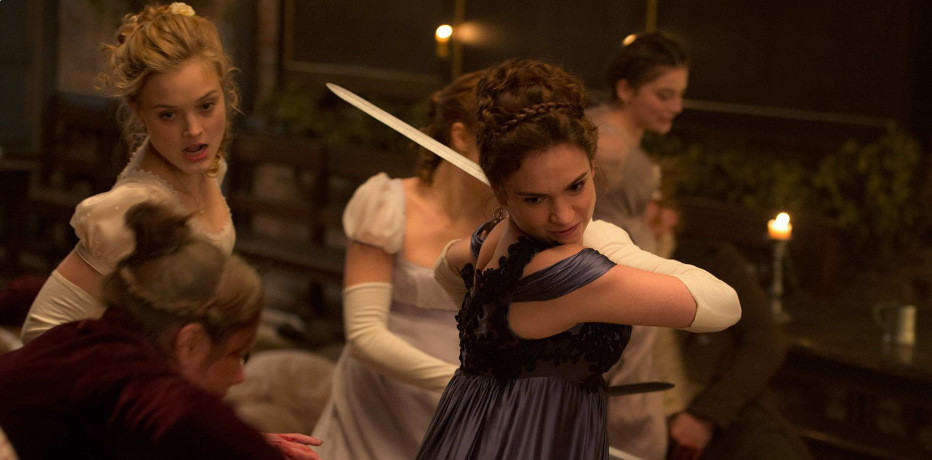 PPZ – Pride and Prejudice and Zombies
