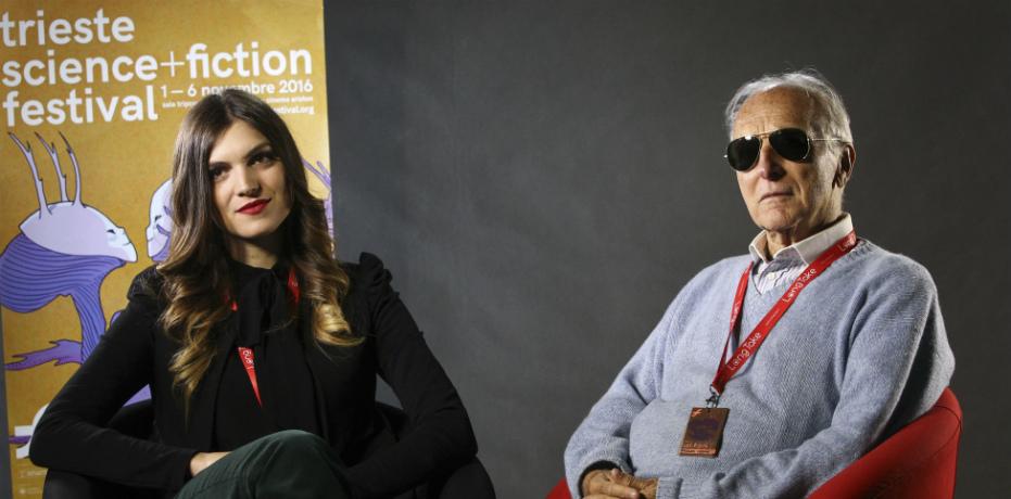 Intervista a Ruggero Deodato e Carlotta Morelli