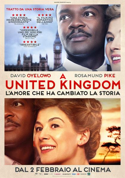 A United Kingdom – L'amore che ha cambiato la storia