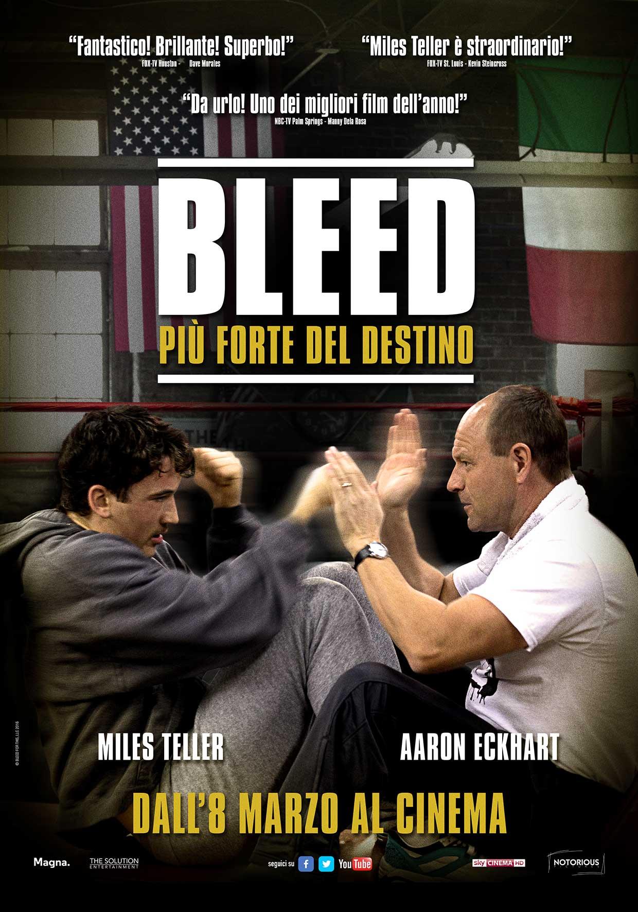 Bleed – Più forte del destino