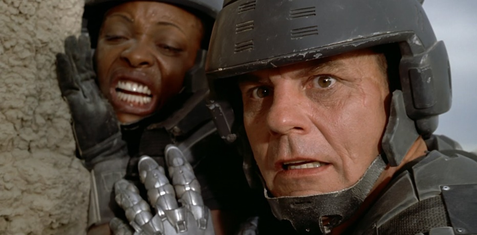 Starship Troopers Recensione