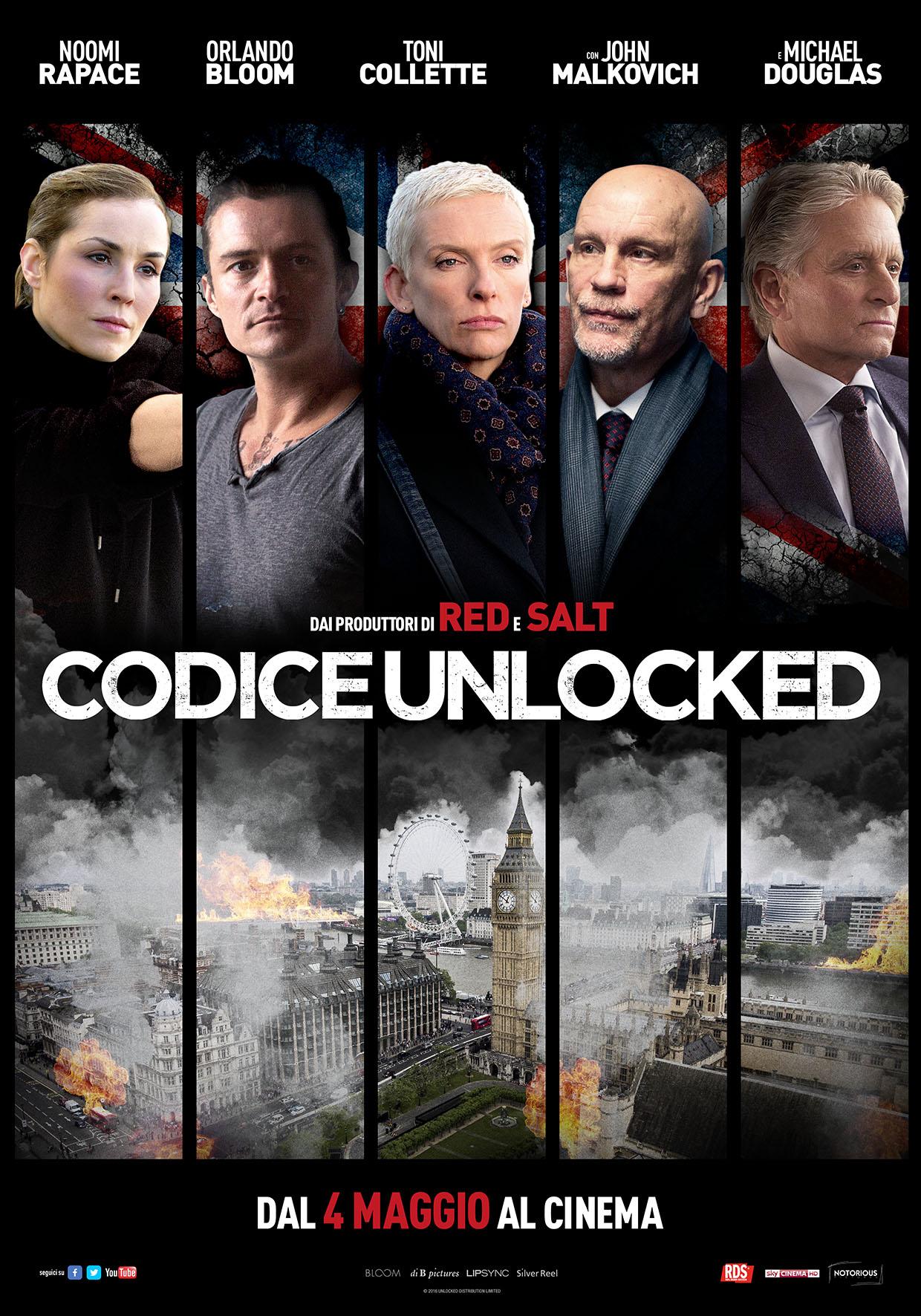 Codice Unlocked – Londra sotto attacco