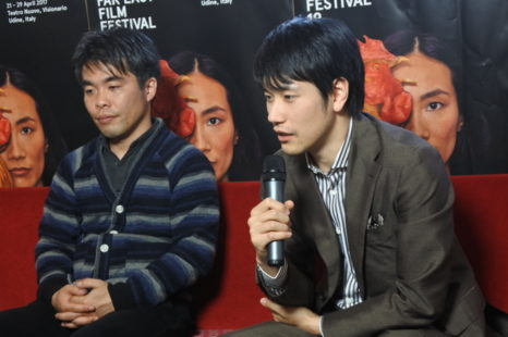 Intervista a Yoshitaka Mori e Kenichi Matsuyama