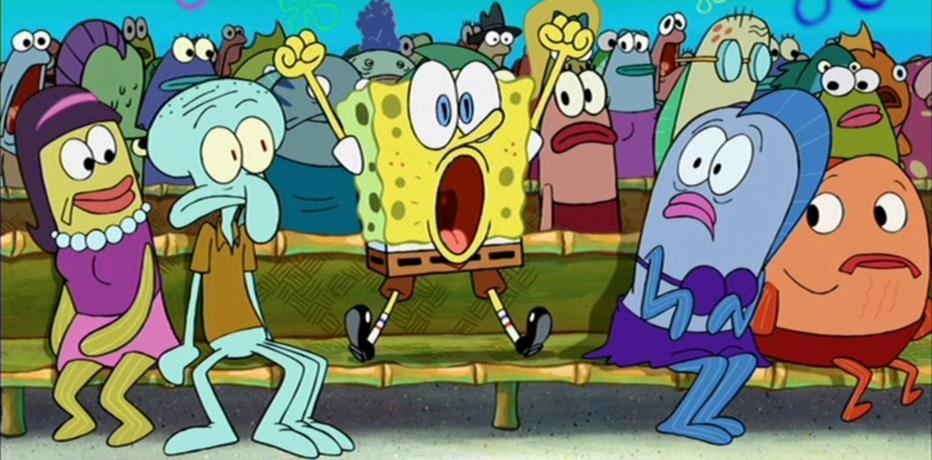 Spongebob – Il film