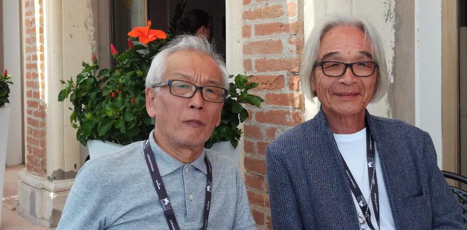 Intervista a Ichiro Miyagawa e Masahiro Miyajima