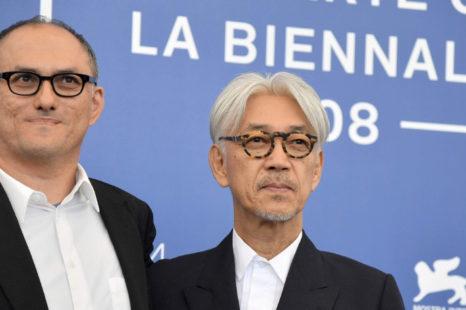 Intervista a Ryuichi Sakamoto e Stephen Nomura Schible