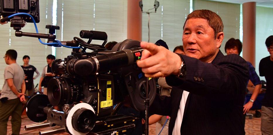 Intervista a Takeshi Kitano