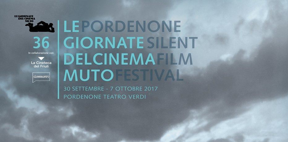 Catalogo Giornate del Cinema Muto 2016