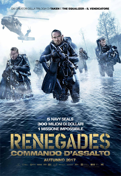 Renegades – Commando d'assalto