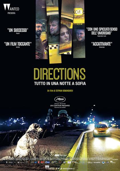 Directions – Tutto in una notte a Sofia