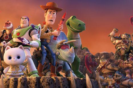 Toy Story – Tutto un altro mondo