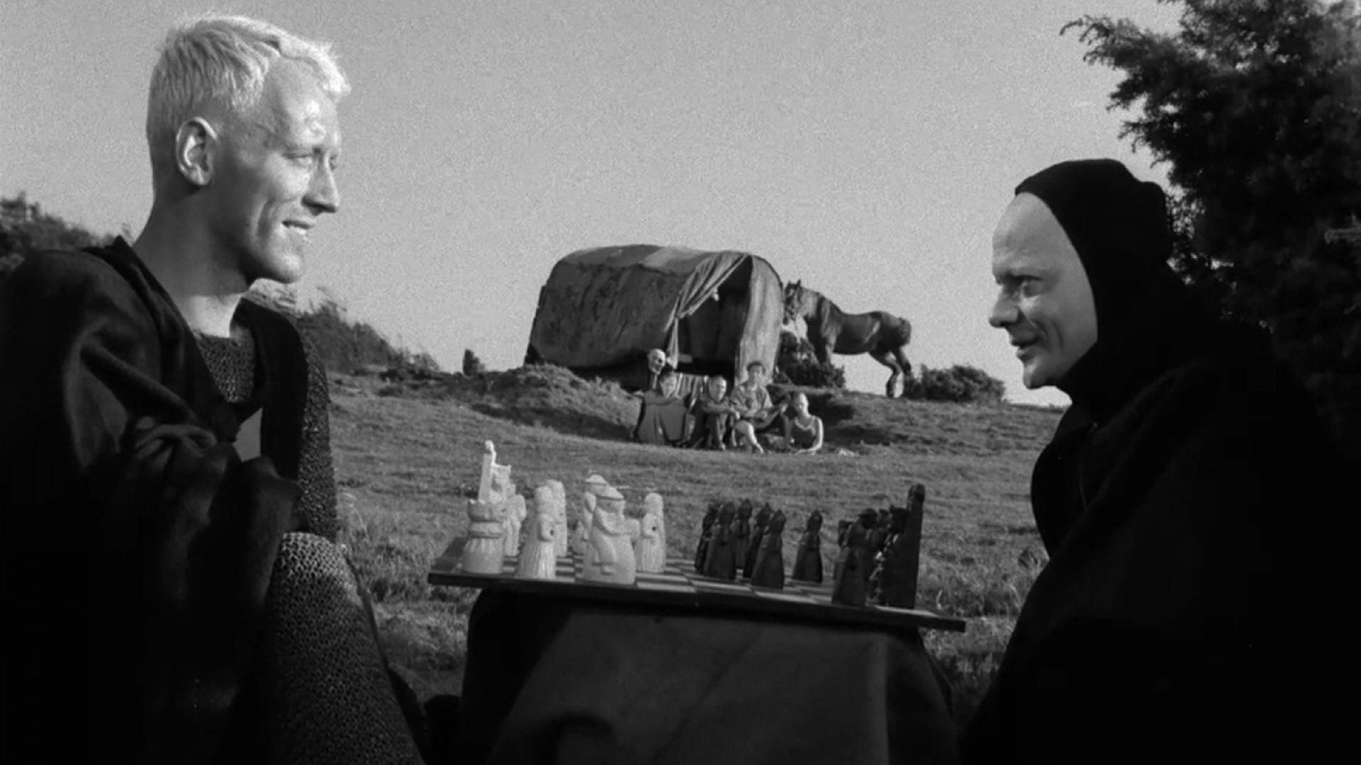 Risultati immagini per il settimo sigillo film 1957