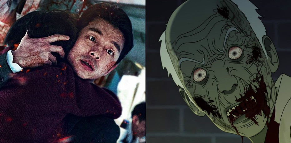 Train to Busan + Seoul Station