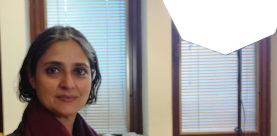 Intervista a Gitanjali Rao