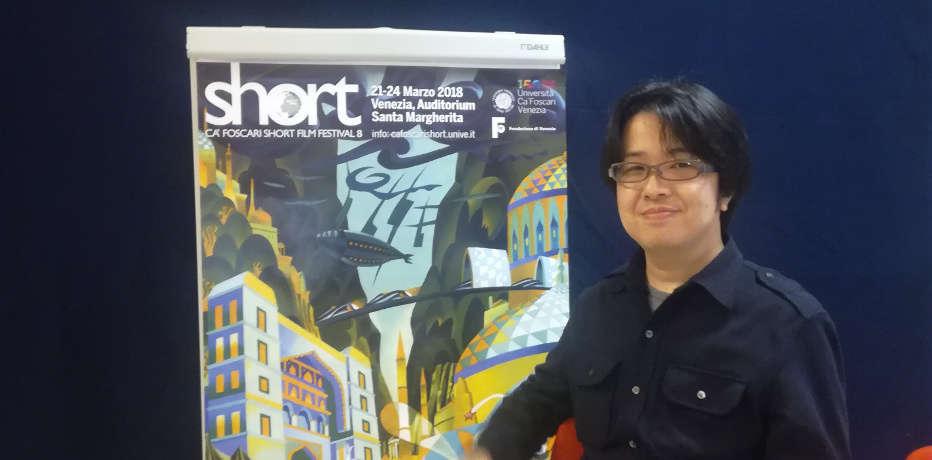 Intervista a Shūtarō Oku