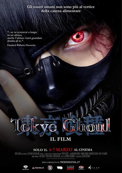 Tokyo Ghoul – Il film