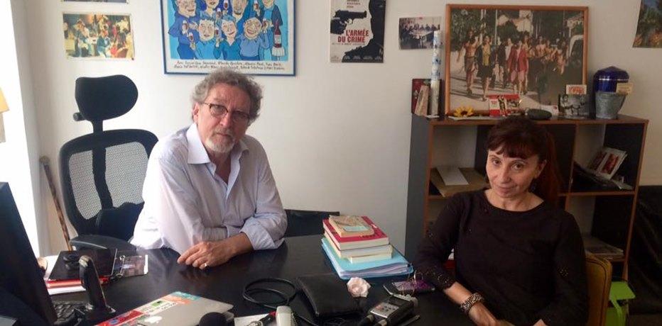 Robert Guédiguian e Ariane Ascaride: per un cinema socialista