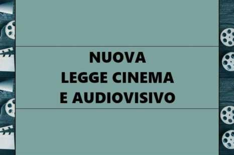 Legge cinema, anno zero