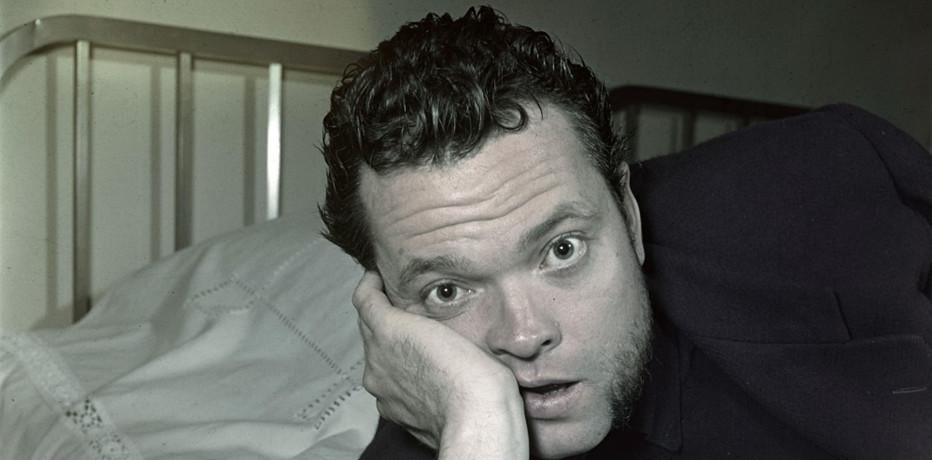 Lo sguardo di Orson Welles