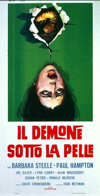 Il demone sotto la pelle