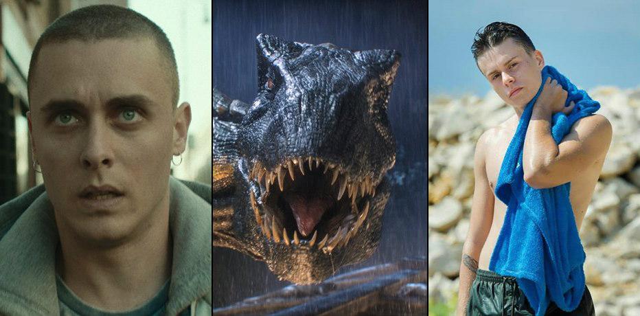 Nelle sale: La terra dell'abbastanza, Jurassic World, L'Atelier...
