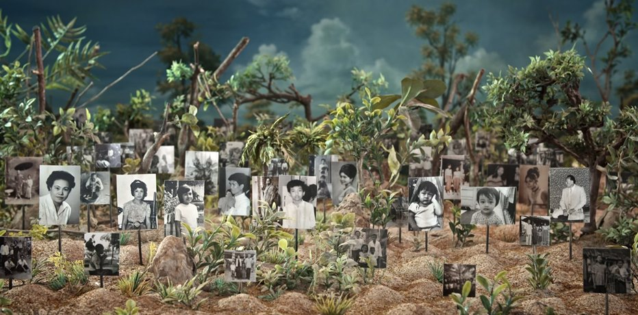 Les tombeaux sans noms