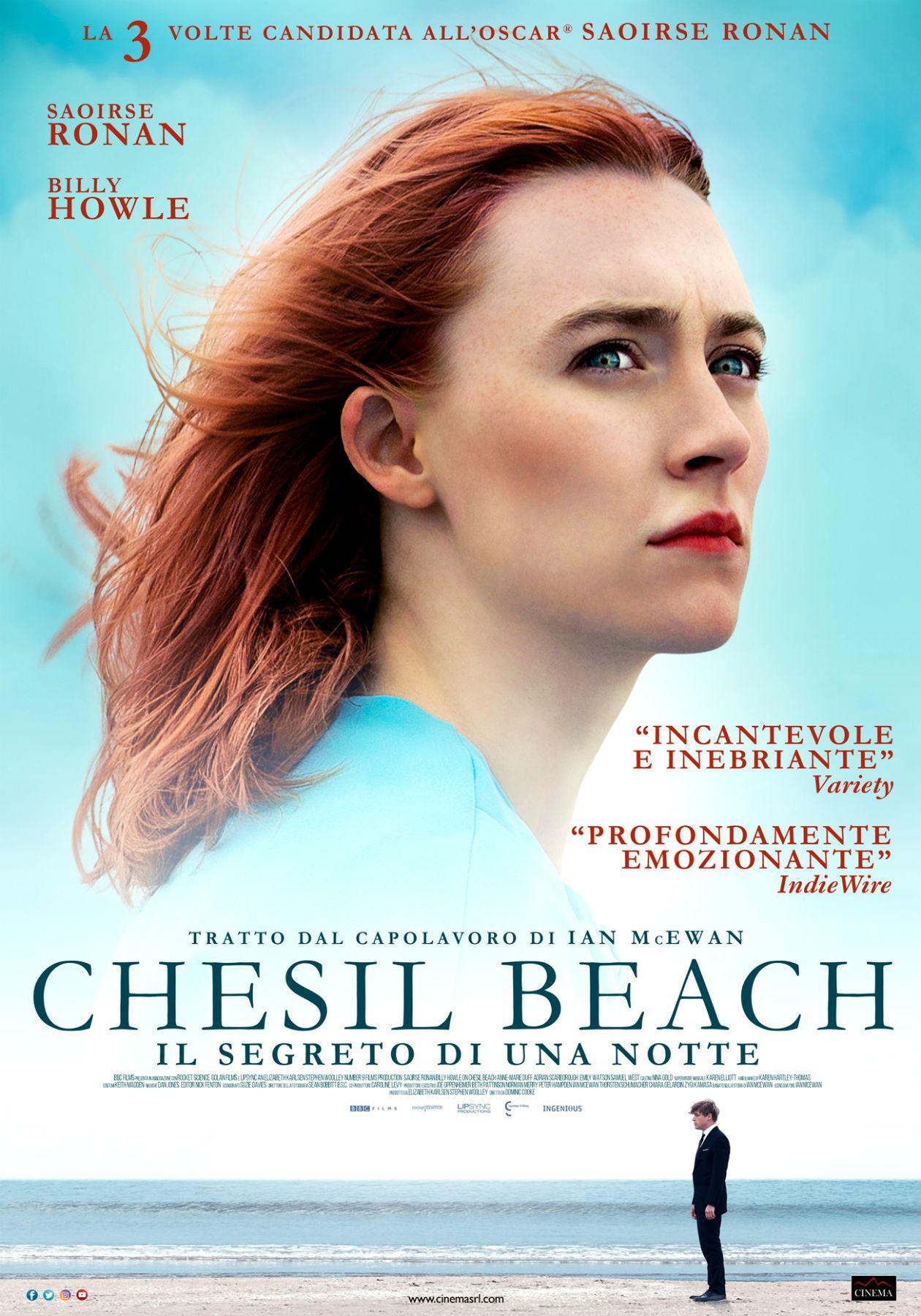 Chesil Beach – Il segreto di una notte