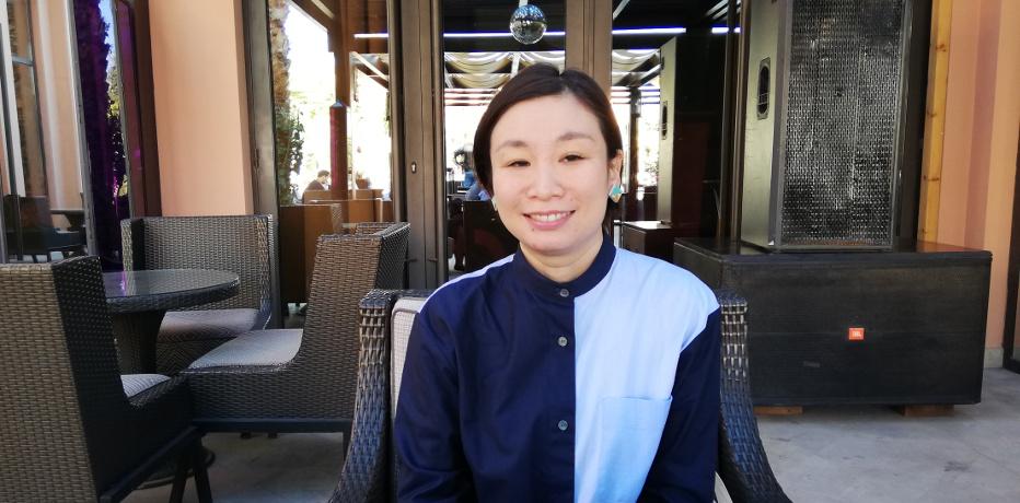Intervista a Sayaka Kai