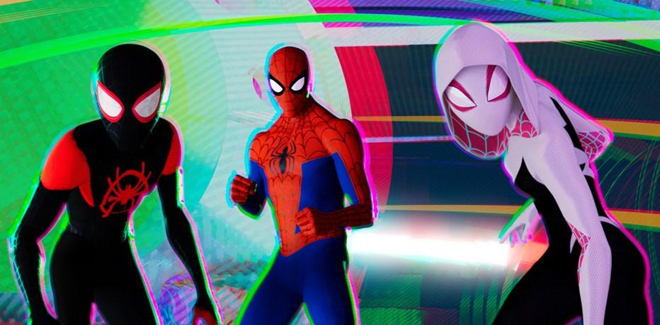 Spider-Man: Un nuovo universo Recensione