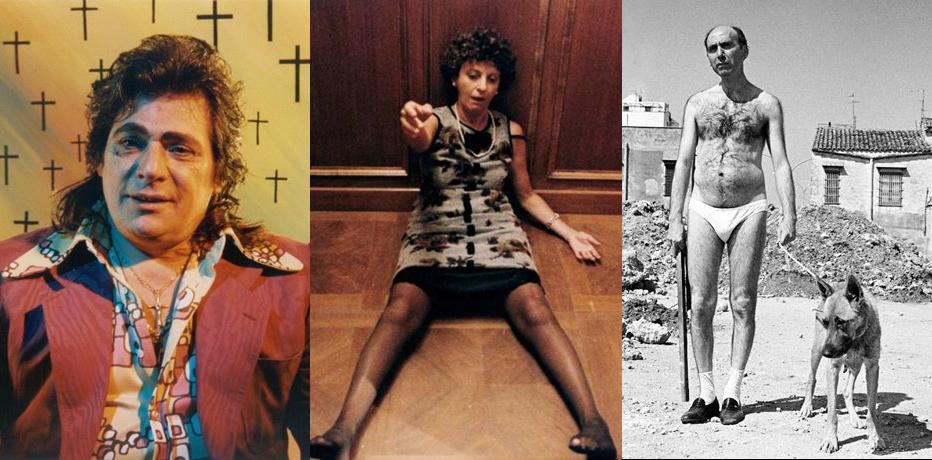 Strane storie. Cinema italiano degli anni '90