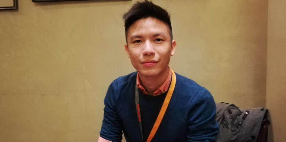 Intervista a Daniel Hui