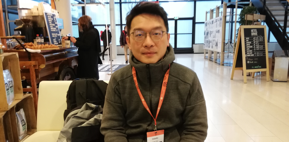 Intervista a Samson Wong