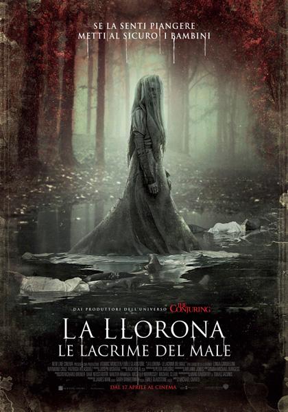 La Llorona – Le lacrime del male