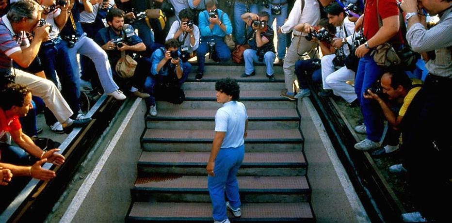 Diego Maradona Recensione