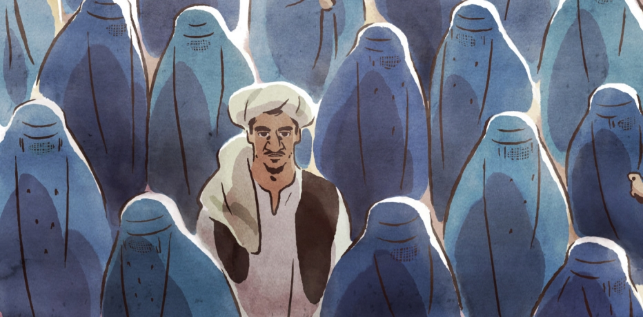 Les hirondelles de Kaboul Recensione