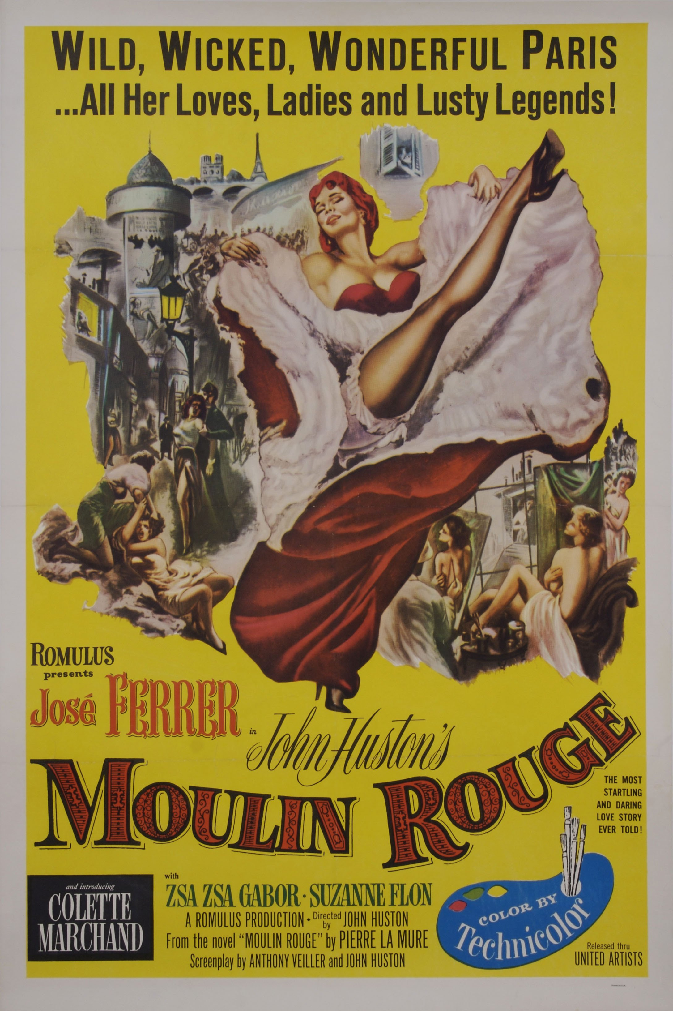 Moulin Rouge 1952