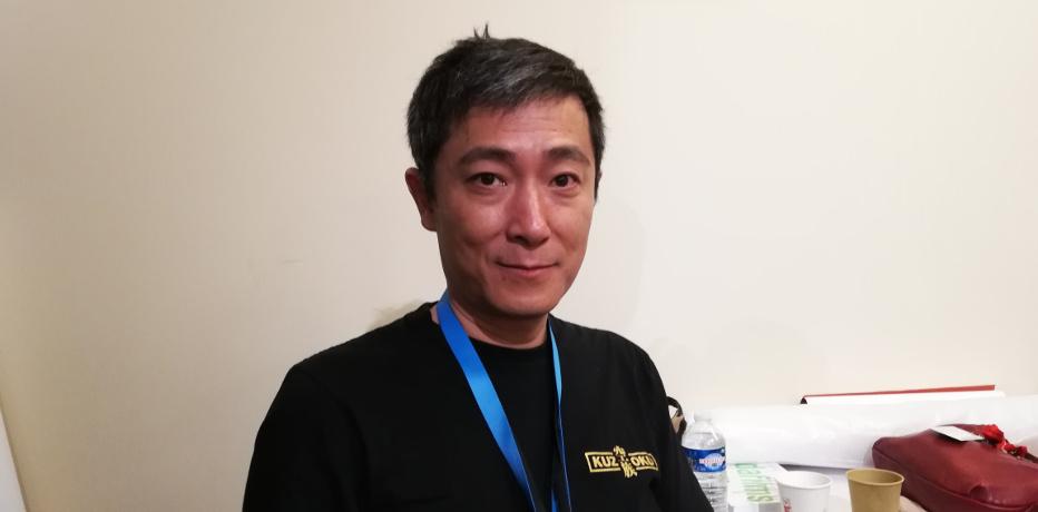 Intervista a Katsuya Tomita